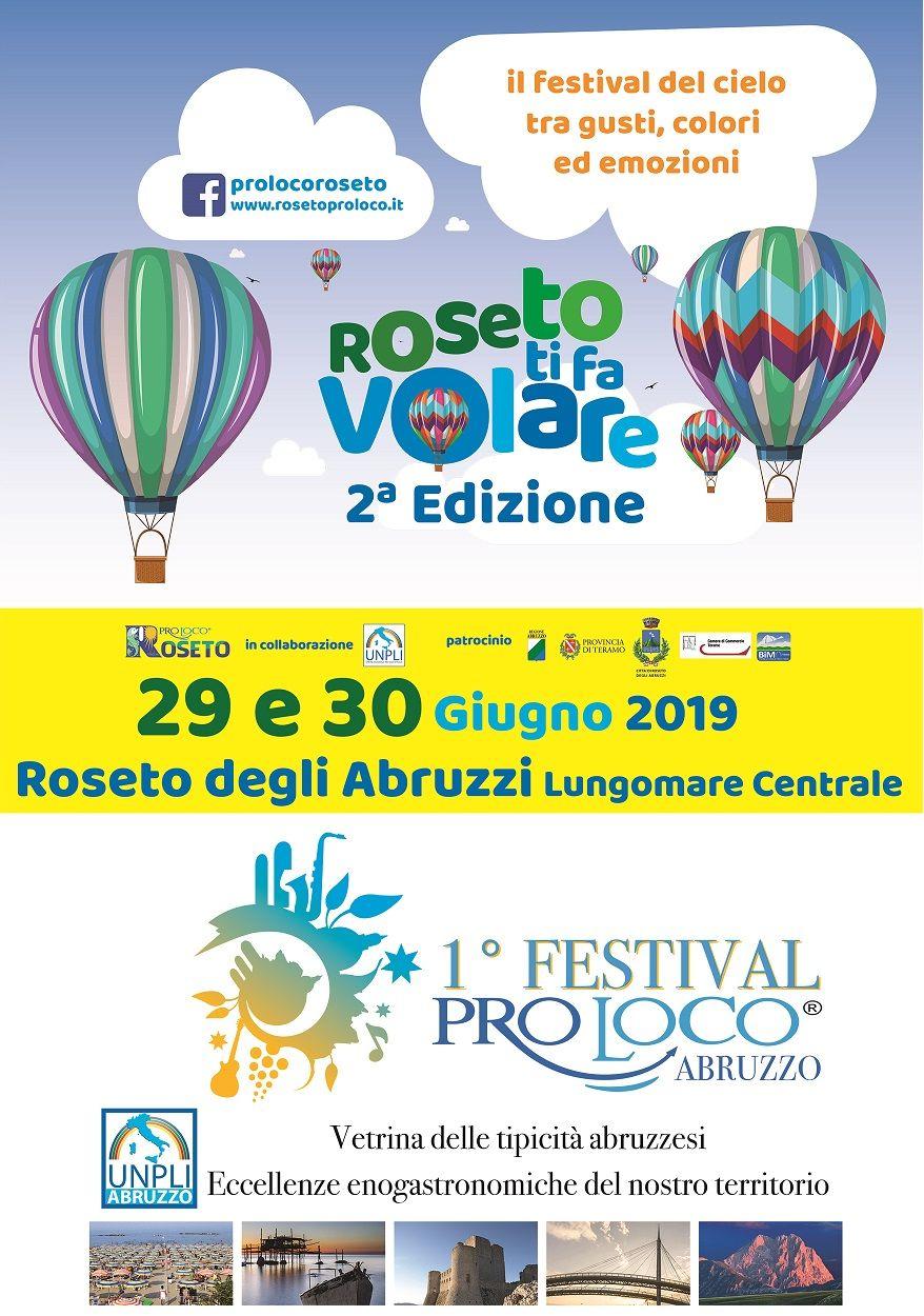Calendario Promozione Abruzzo.Roseto Ti Fa Volare Seconda Edizione